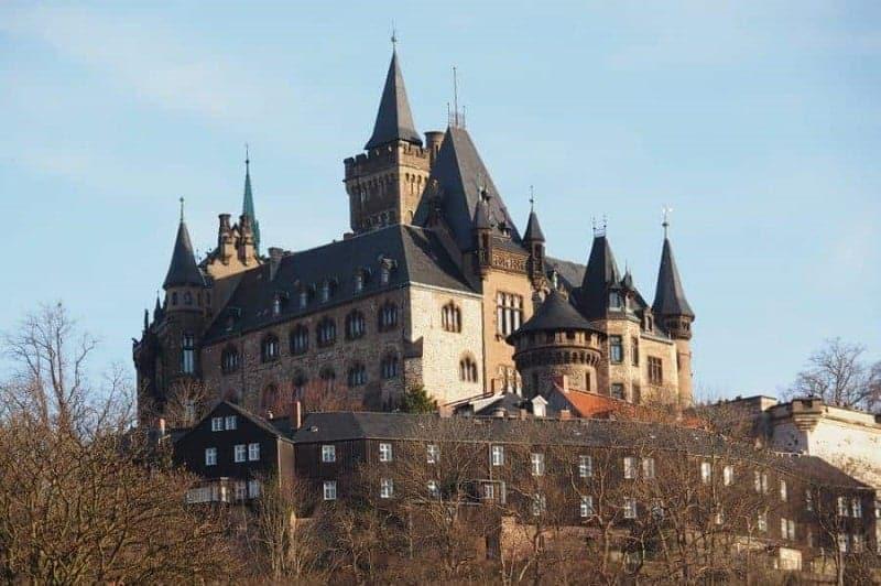25 hermosos castillos de Alemania 25