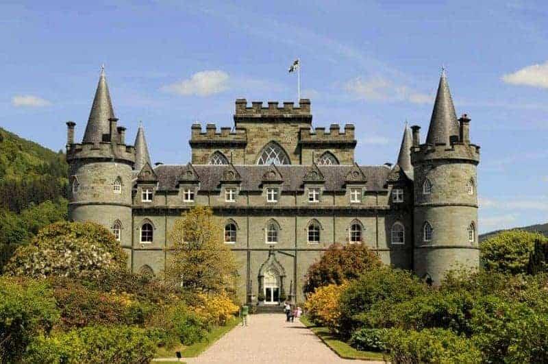 Los 15 castillos de Escocia que no te puedes perder 12