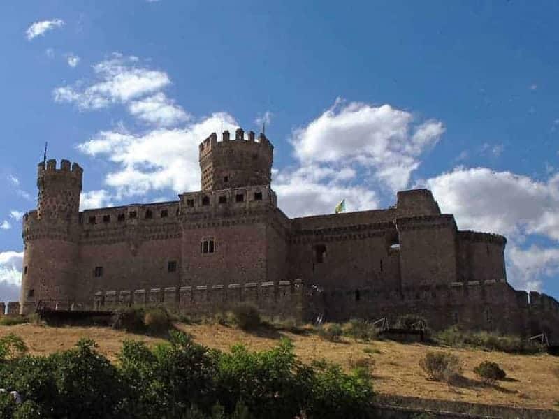 Los 10 castillos más imponentes de España 6