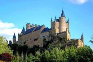 Los 10 castillos más imponentes de España