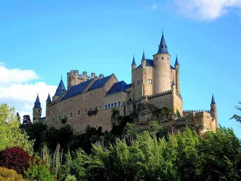 Los 10 castillos más imponentes de España 1