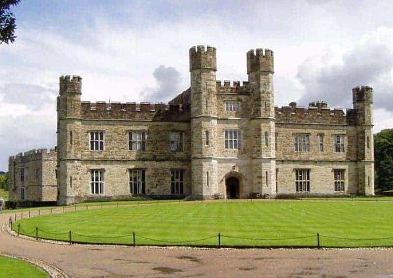 Los 15 castillos de Inglaterra más impresionantes 1