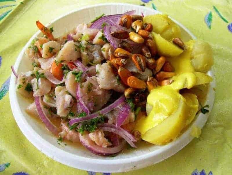 18 platos de comida típica peruana 4
