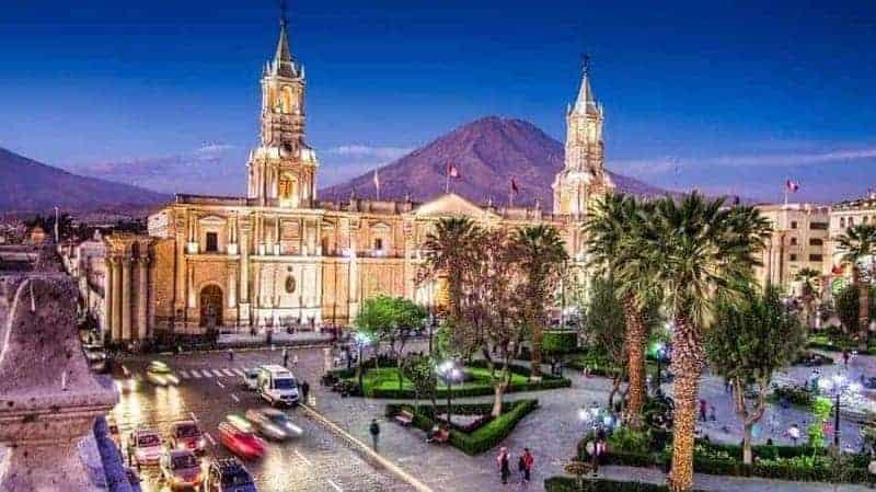 12 cosas que ver y hacer en Arequipa, Perú 1