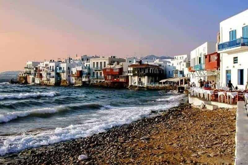 Los 9 mejores hostales de Mykonos 1