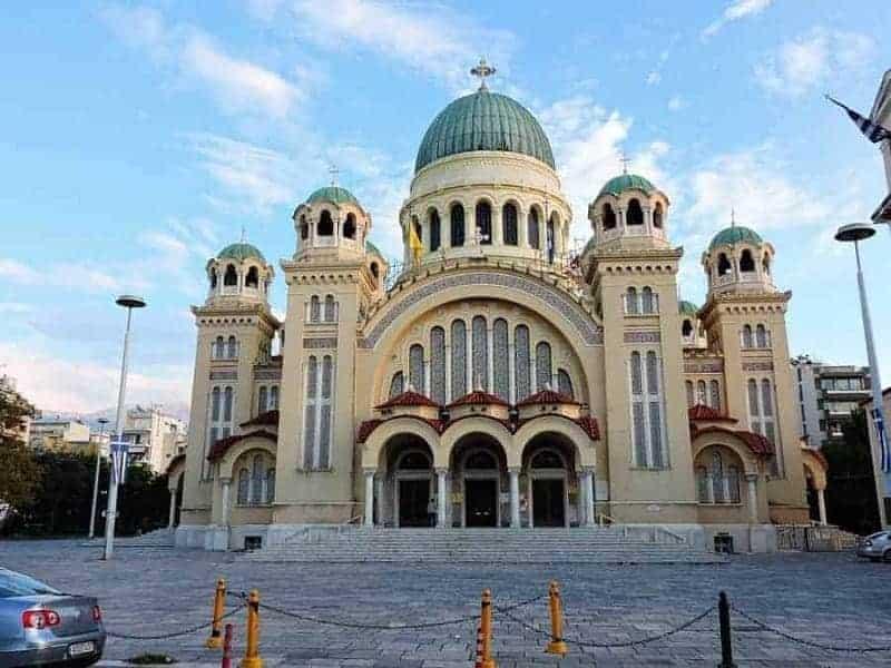 9 lugares turísticos que visitar en Patra 3