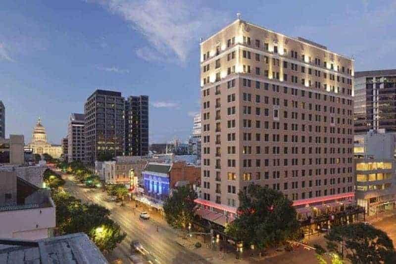 Los 11 mejores hoteles de Austin 11