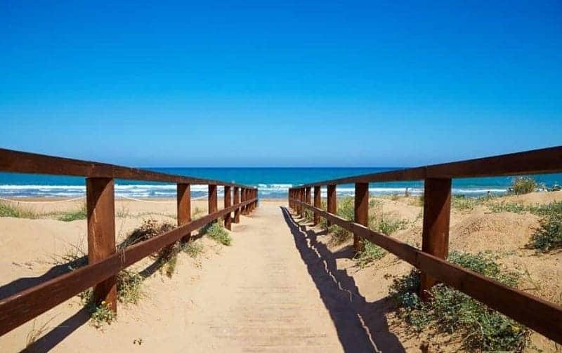 Las 10 mejores playas de Torrevieja, España 1