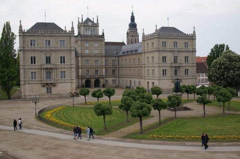 25 hermosos castillos de Alemania 10