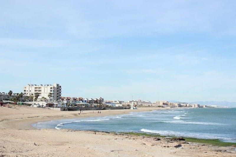 Las 10 mejores playas de Torrevieja, España 3
