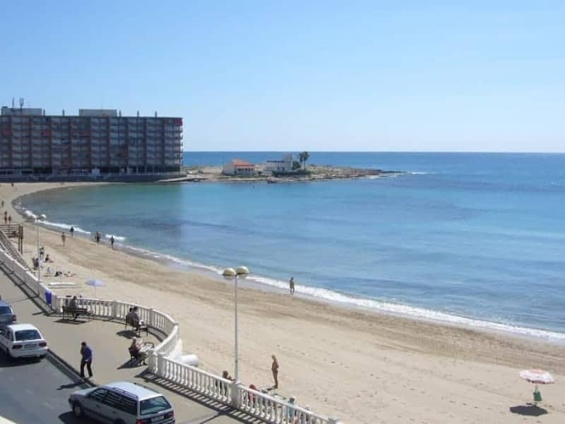 Las 10 mejores playas de Torrevieja, España 5