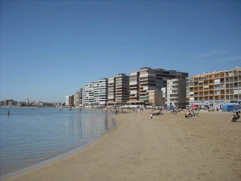 Las 10 mejores playas de Torrevieja, España 2