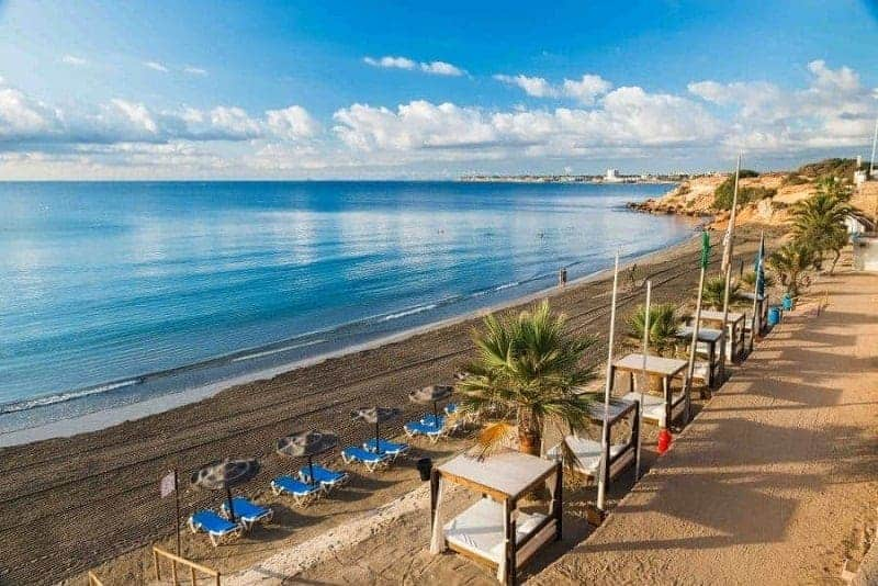 Las 10 mejores playas de Torrevieja, España 11
