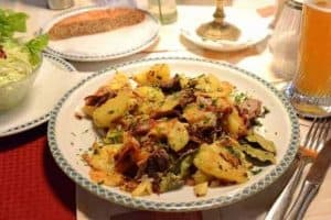 12 platos de comida típica austriaca