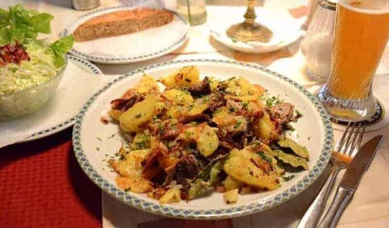 12 platos de comida típica austriaca 1