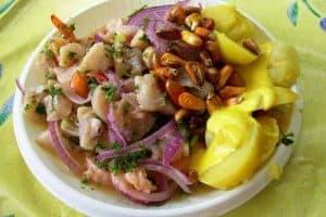 18 platos de comida típica peruana