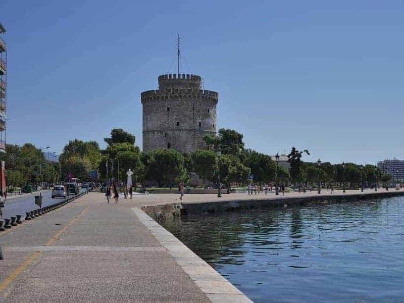 10 lugares turísticos de Tesalónica que debes visitar 1