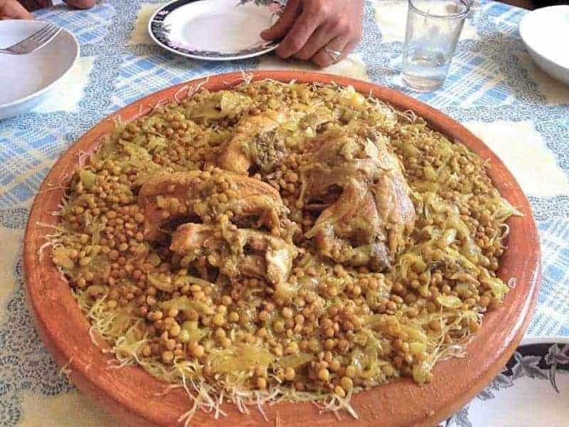 14 platos de comida típica marroquí 6