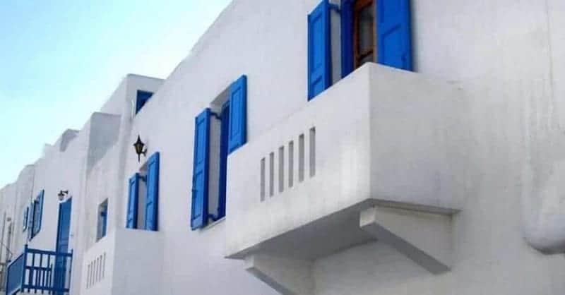 Los 9 mejores hostales de Mykonos 3