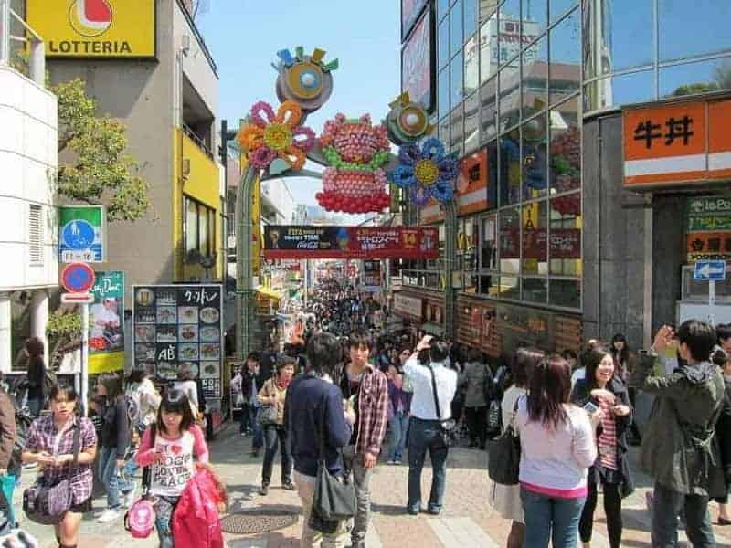 Las 20 mejores cosas que hacer en Tokio 10
