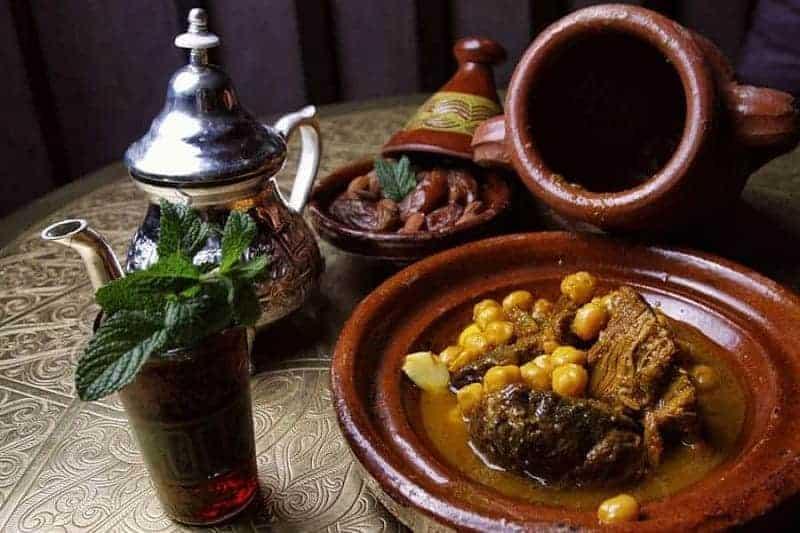 14 platos de comida típica marroquí 5