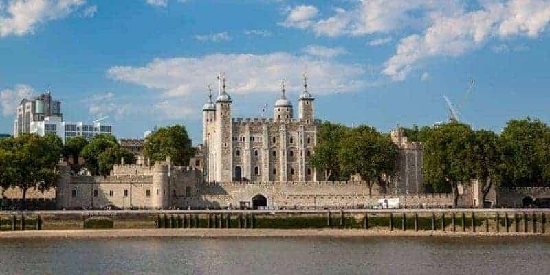 Los 15 castillos de Inglaterra más impresionantes 3