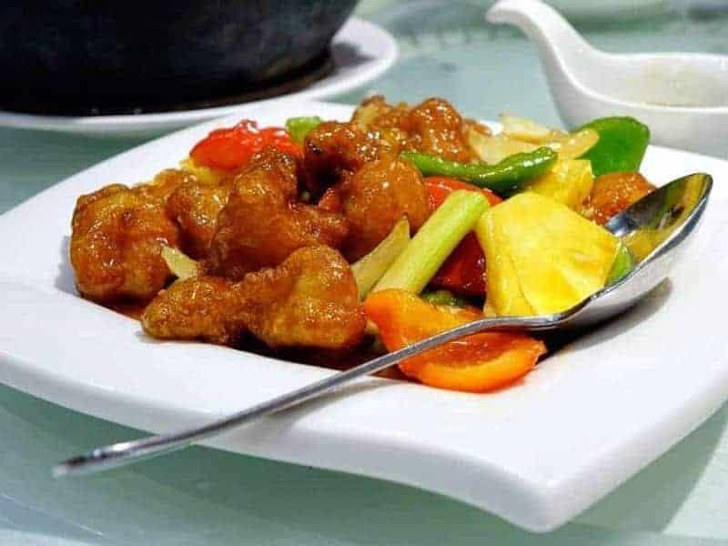 9 platos de comida típica china 2