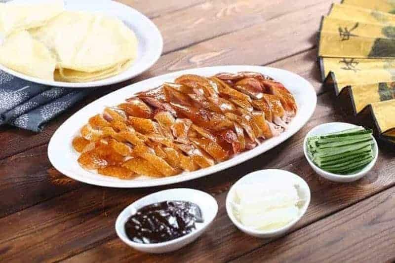 9 platos de comida típica china 9