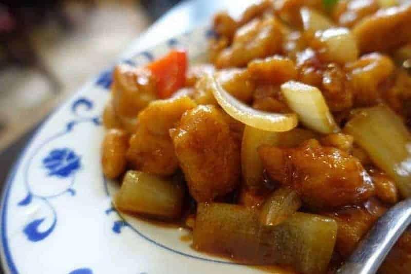 9 platos de comida típica china 3