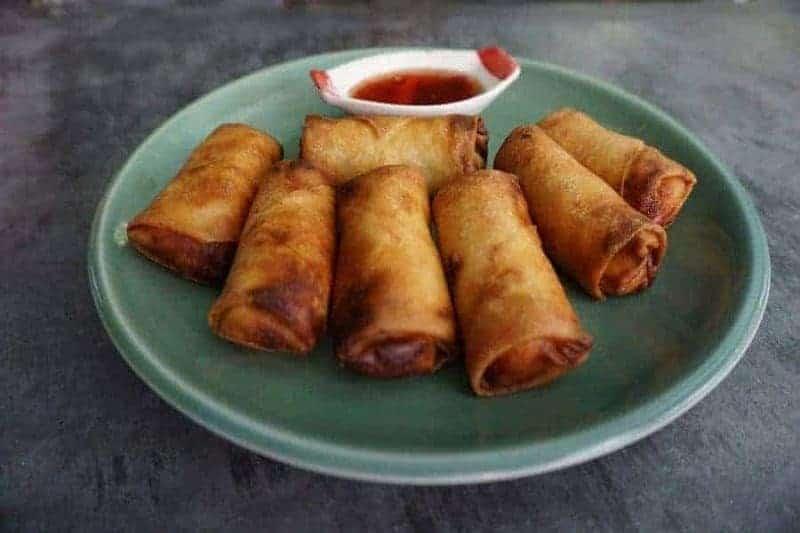 9 platos de comida típica china 10