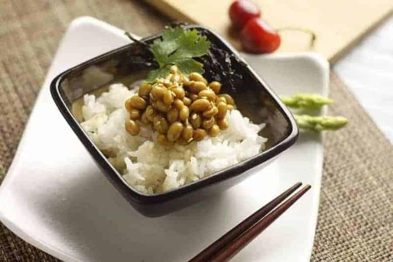 30 platos de comida típica japonesa 10