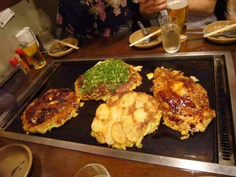 30 platos de comida típica japonesa 17