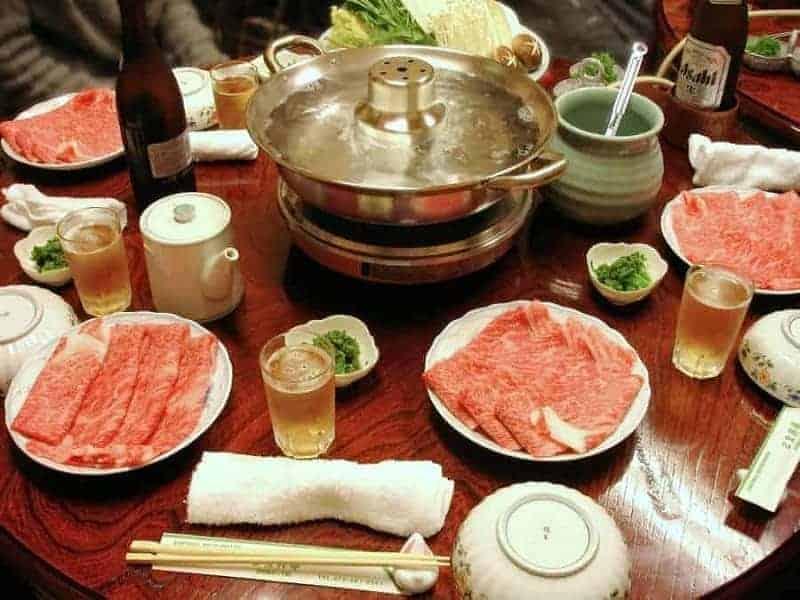 30 platos de comida típica japonesa 22