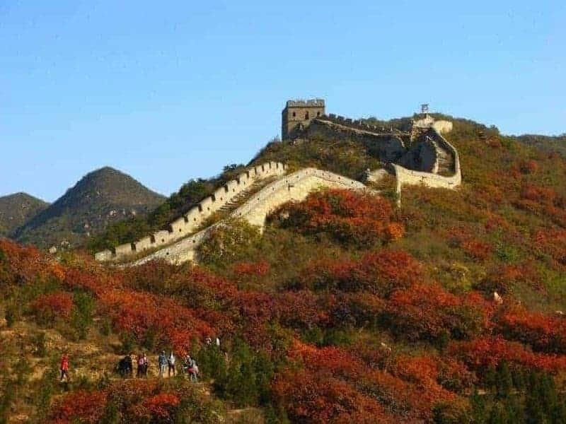 ¿Cuál es la mejor época para viajar a China? 4