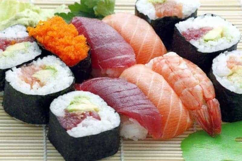 30 platos de comida típica japonesa 2