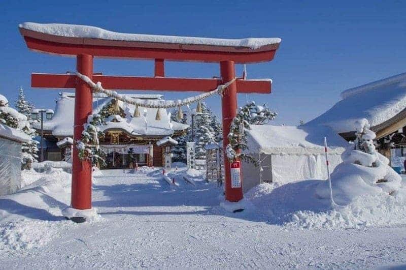 ¿Cuál es la mejor época para viajar a Japón? 2