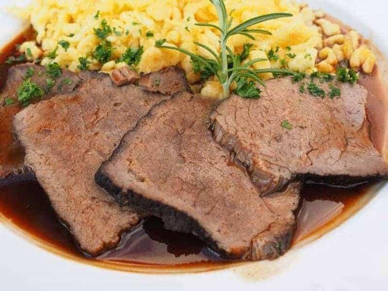 17 platos de comida típica alemana 6