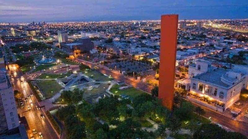 Macroplaza de Monterrey