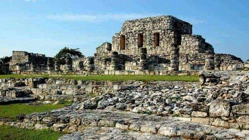 Yagul en Oaxaca