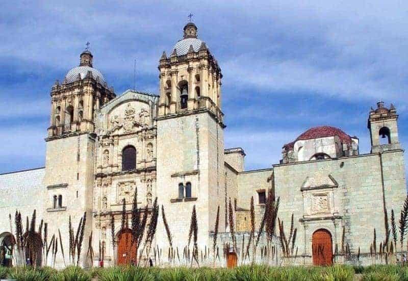 basílica de Oaxaca