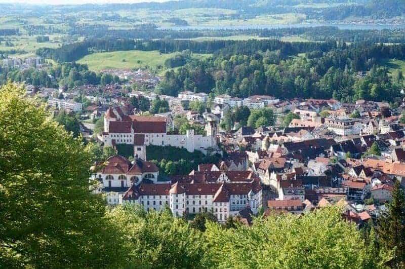 10 cosas que ver y hacer en Füssen, Alemania 1