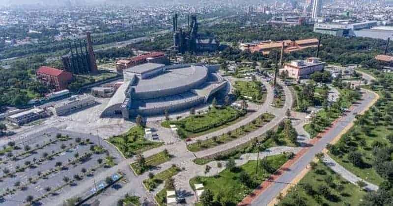 parque fundidora Monterrey