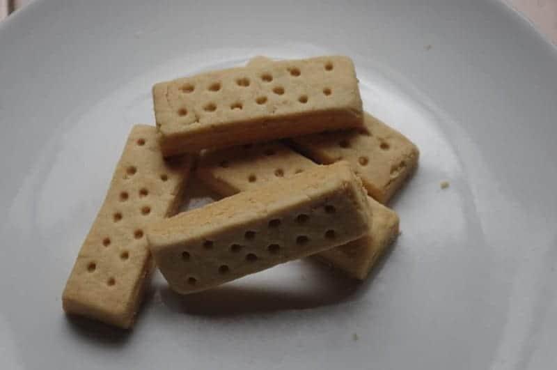 Shortbread (Pan de mantequilla)