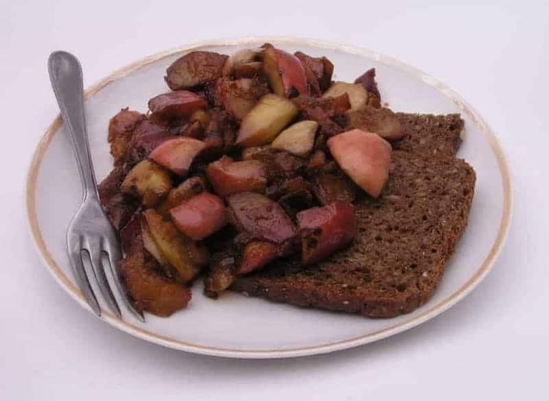 Æbleflæsk (cerdo con manzana)