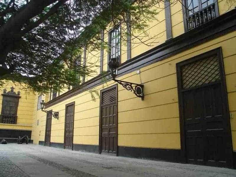 Casa del Mariscal de Orbegoso