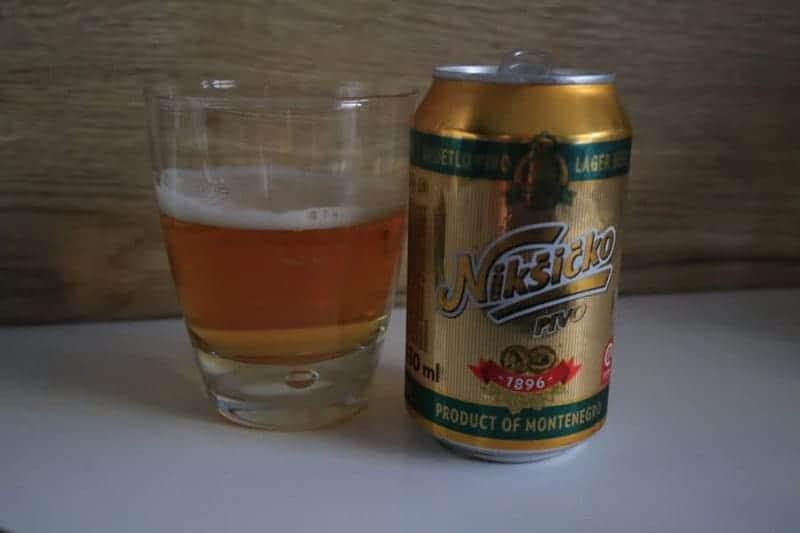Cerveza Niksicko