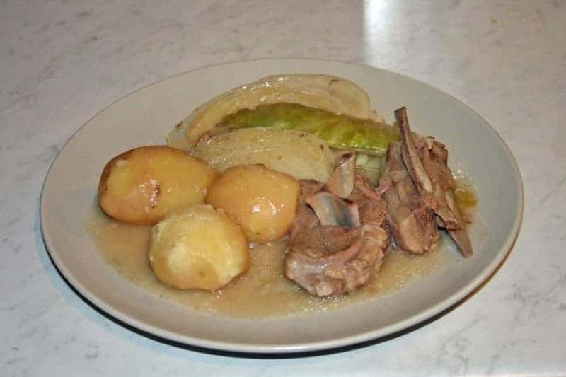 Fårikål (plato noruego más popular)