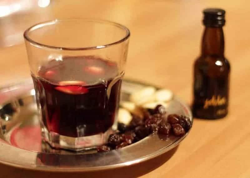 Gløgg (bebida alcohólica caliente)