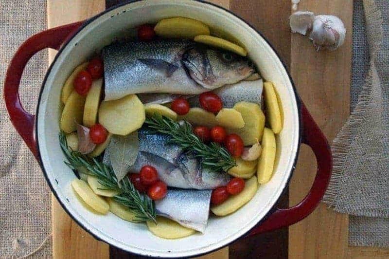 Gregada (guiso de pescado)