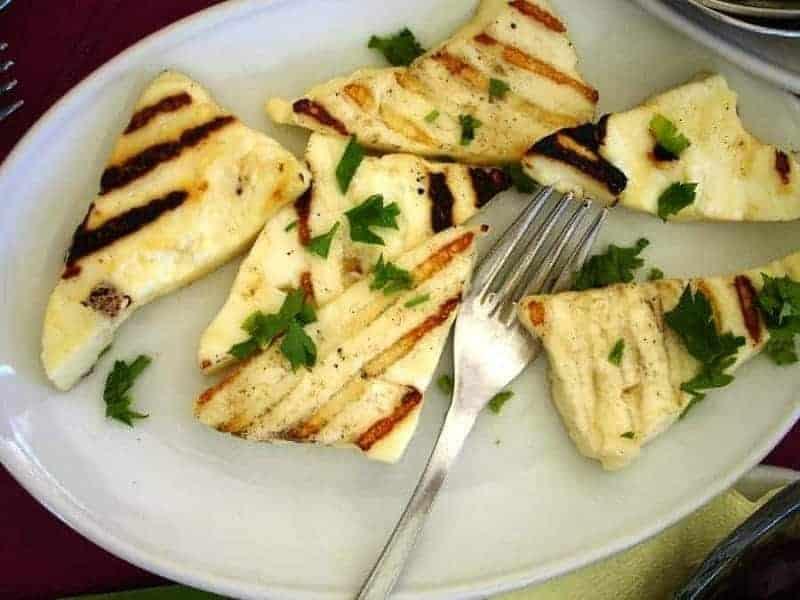 Halloumi (queso croata)